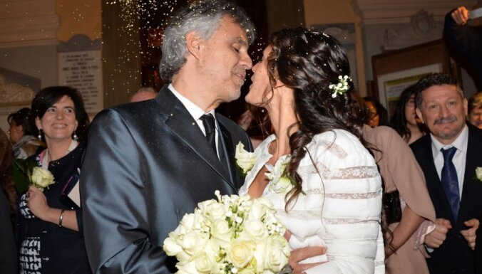 Andrea Bocelli, Andrea Bočelli