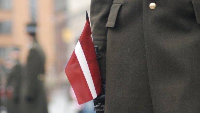Aptauja: 88% jauniešu uzsver, ka ir savas valsts patrioti