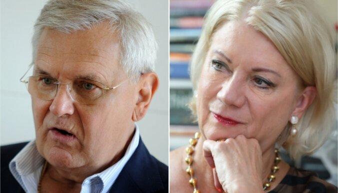 Piecus gadus pēc šķiršanās bijušais vīrs lūdzis piedošanu Ilzei Jurkānei