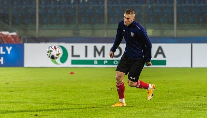 Video: Latvijas futbola izlases trīs veidos gūtie vārti Sanmarīno