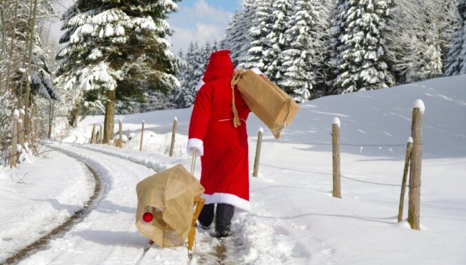 Latgalē un Vidzemes austrumos tomēr sola baltus Ziemassvētkus