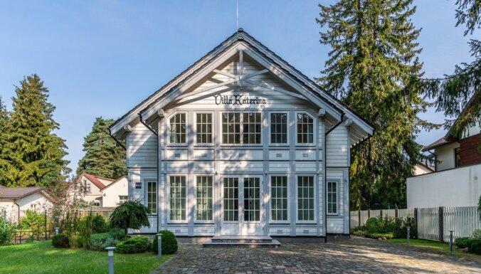 Mājas – koka pērles. 10 skaistas ēkas Rīgas apkaimē, Jūrmalā un Jelgavā
