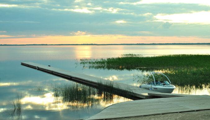 Aicina uz ceļotāju akcijas noslēgumu 'Bākā' pie Lubāna ezera