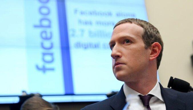 'Facebook' plāno iekosties 'Clubhouse' pīrāgā