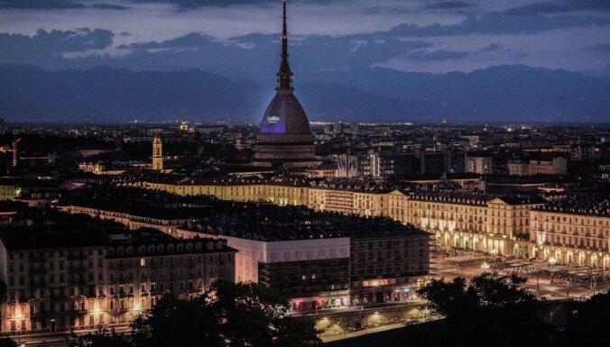 Nākamā gada lielā 'Eirovīzija' notiks Itālijas pilsētā Turīnā