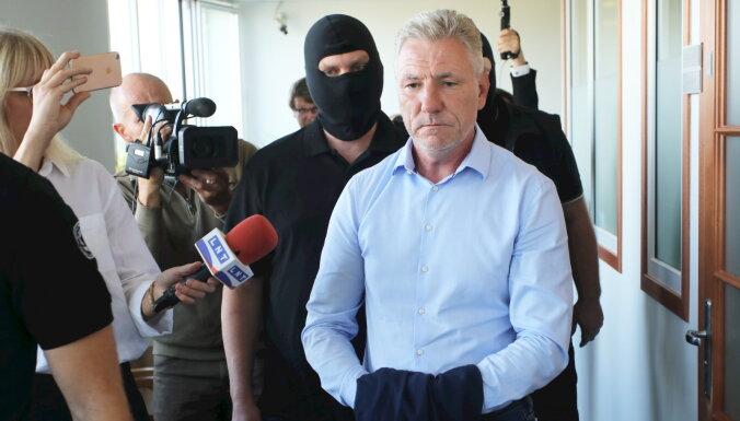 Гарбарса подозревают в в мошенничестве и злоупотреблении должностными полномочиями