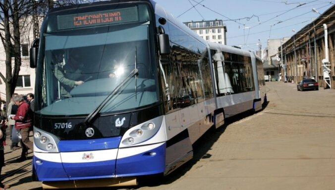 С четверга низкопольные трамваи начнут курсировать по 11-му маршруту