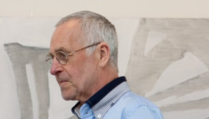 Ivars Heinrihsons: tikai tagad sāku apjaust - esmu mākslinieks