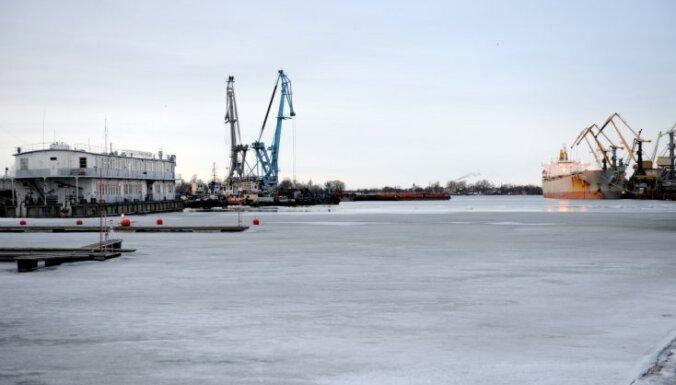 Бюро нового члена правления Рижского порта оспорило конкурс острова Криеву