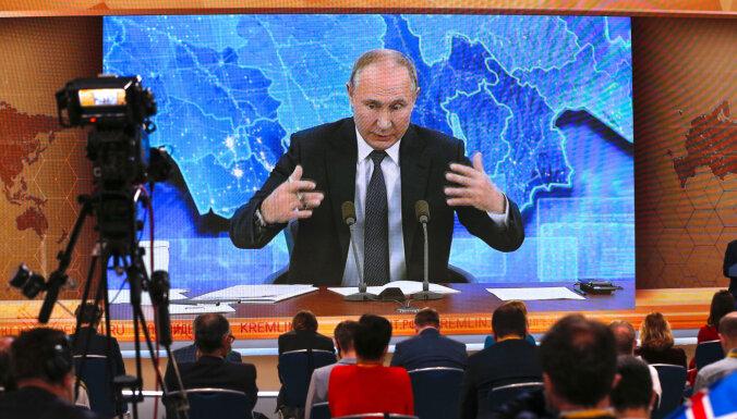 Путин о Навальном: если бы хотели отравить, довели бы дело до конца