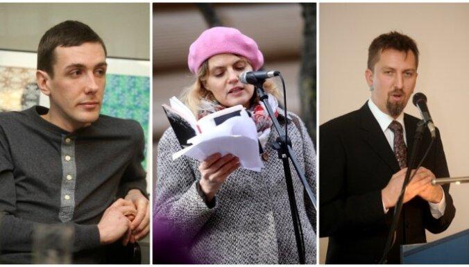 Notiks Latvijas Literatūras gada balvas dzejas lasījumi