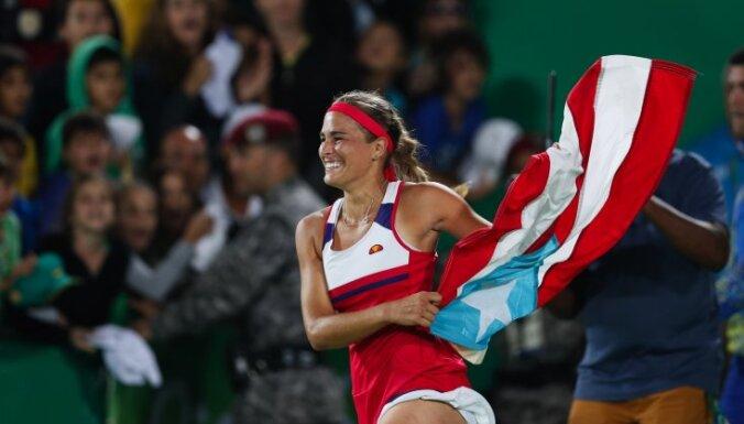 Теннисистка Пуиг принесла Пуэртo-Рико первое золото в истории Олимпиад