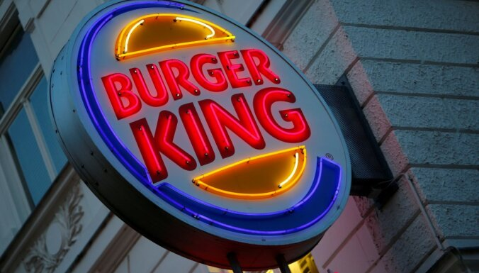Первый в Латвии фастфуд Burger King откроется в торговом центре Akropole