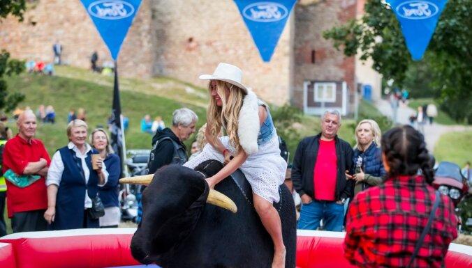 Foto: Izskan starptautiskais festivāls 'Country Bauska'