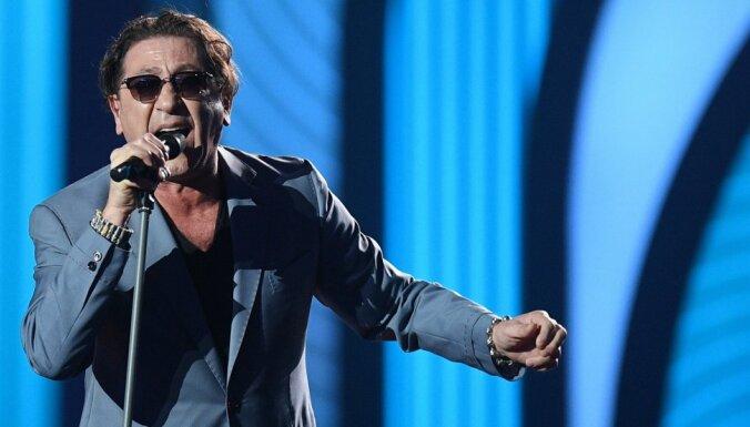 Организаторы сообщили об отмене концерта Григория Лепса в Риге