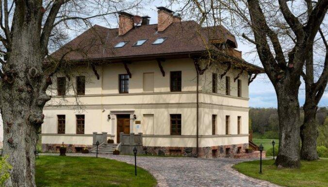 Mazmežotnes muižas kalpu māja – 2018. gada veiksmīgākais jaunais tūrisma produkts Latvijā