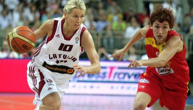 Jēkabsone-Žogota arī šogad nespēlēs Latvijas izlasē