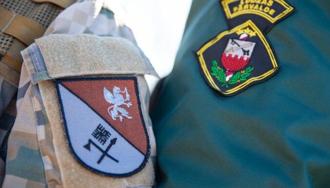 Zemessardzi iesaistīs arī Latvijas–Baltkrievijas robežas uzraudzībā