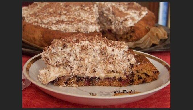 Drupaču torte 'Kurmju rakums'