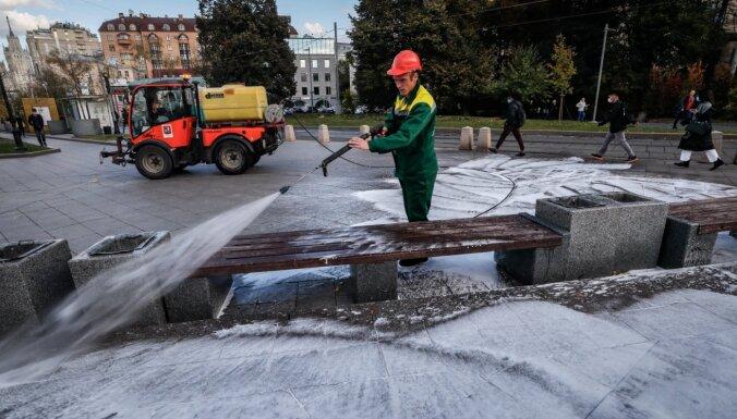 Covid-19: Lietuvā 281 inficētais un divi mirušie; Slovēnijā karantīna, Krievijā antirekords