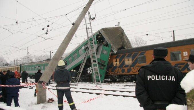 Desmit gadi kopš traģēdijas: Latvijas dzelzceļa melnā diena