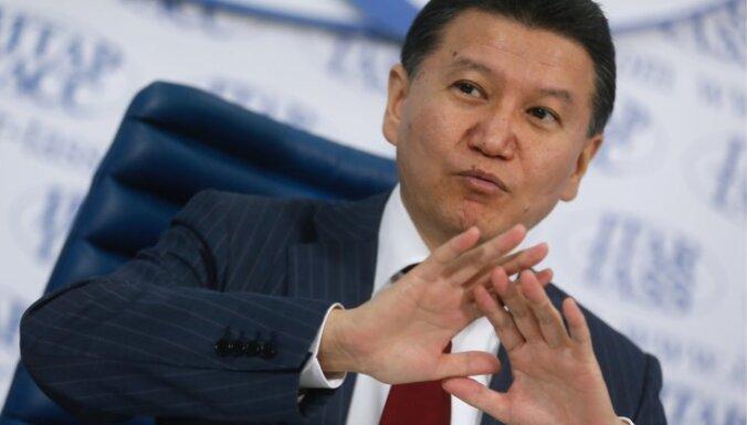 Илюмжинов отказался уходить с поста главы ФИДЕ по требованию совета