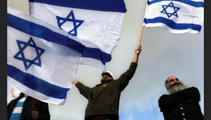 Izraēla grib celt aizsargbarjeru uz Ēģiptes robežas