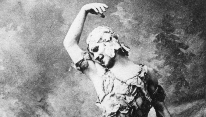 'Dejas dievs, astotais pasaules brīnums'. Kas bija baleta leģenda Ņižinskis?
