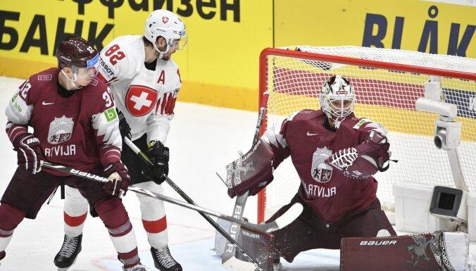 Сборная Латвии проиграла главному конкуренту за выход в плей-офф чемпионата мира