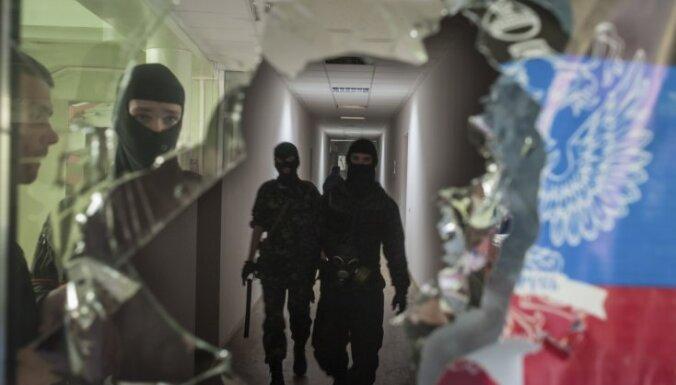 СГБ расследует еще два дела об участии жителей Латвии в военном конфликте на востоке Украины