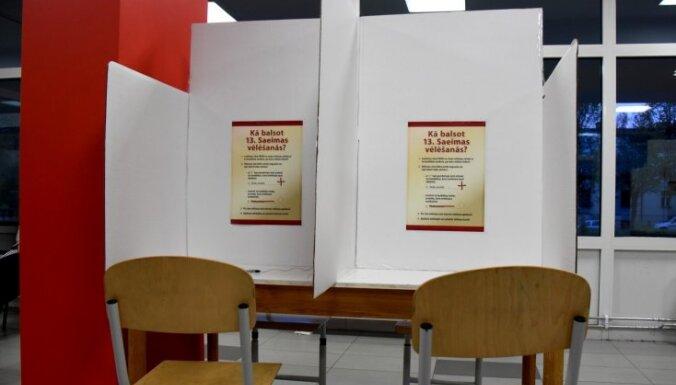 Saņemti 20 signāli par iespējamu prettiesisku vēlētāju ietekmēšanu un rezultātu viltošanu
