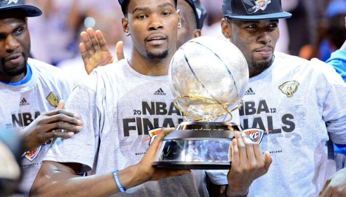 """""""Оклахома""""— первый финалист плей-офф в НБА"""