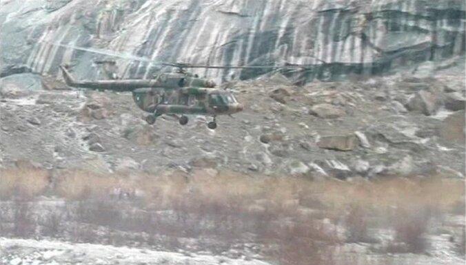Krievijā lavīnas nogruvumā bojā gājuši divi tūristi