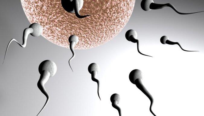 Jauns pētījums norāda uz spermas sliktās kvalitātes saistību ar augstu asinsspiedienu