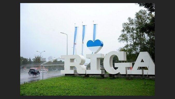 Ilmārs Latkovskis aicina Rīgas zīmei piešķirt aizsargājama kultūrvēsturiska objekta statusu