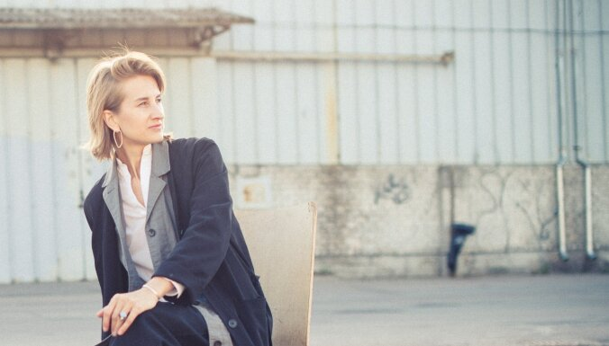 Dina Suhanova: Telpa, kurā pārvietojamies kopā