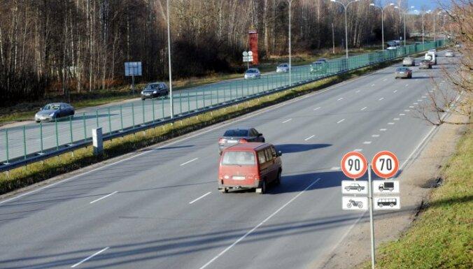 Ceturtdien Rīgā notriekts gājējs, kurš miris notikuma vietā
