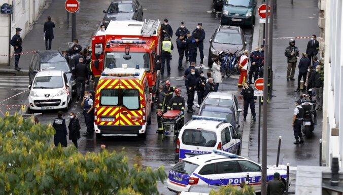 Подозреваемый по делу о нападении возле Charlie Hebdo признался в атаке