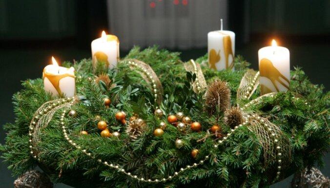 Trešajā adventē turpinās Ziemassvētku ieskaņas koncerti tiešsaistē