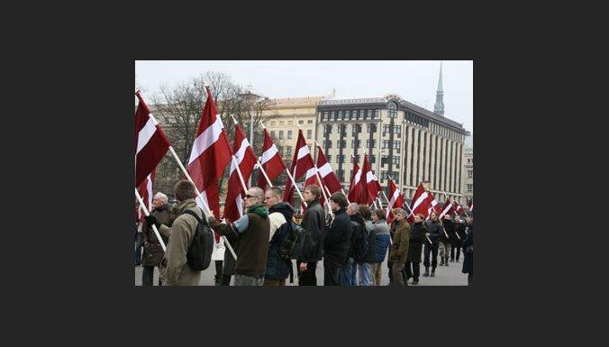 Aizliedz pasākumus pie Brīvības pieminekļa 16.martā