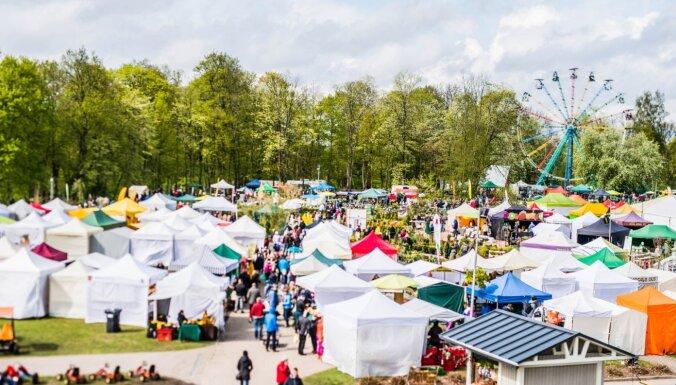 30. aprīlī un 1. maijā Siguldā notiks tradicionālā Stādu parāde