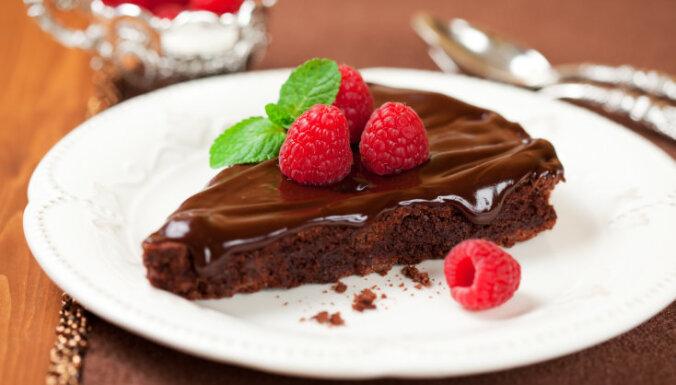 Šokolādes glazūra