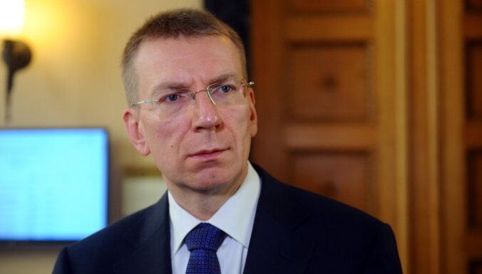 Ринкевич призвал США сохранить военное присутствие в Балтии