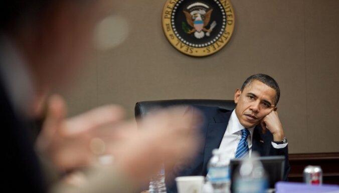 Obama: ASV un starptautiskā kopiena nekad neatzīs Krimas referenduma rezultātus