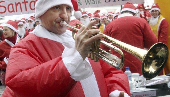 Latvijas galvenais Ziemassvētku vecītis stāstīs, kā radīt svētku prieku