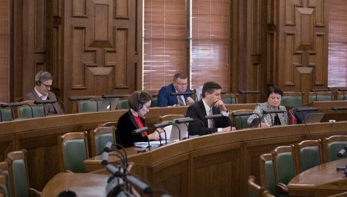 Atteikties no patentmaksām; izmaiņas autoratlīdzību saņēmējiem – lēmusi Saeima