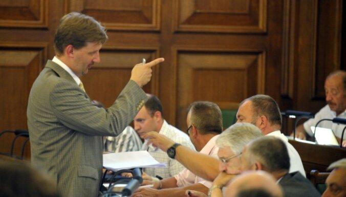 Klementjevs: SC ir 'politiskais čujs', ka prezidentu neievēlēs pirmajā kārtā