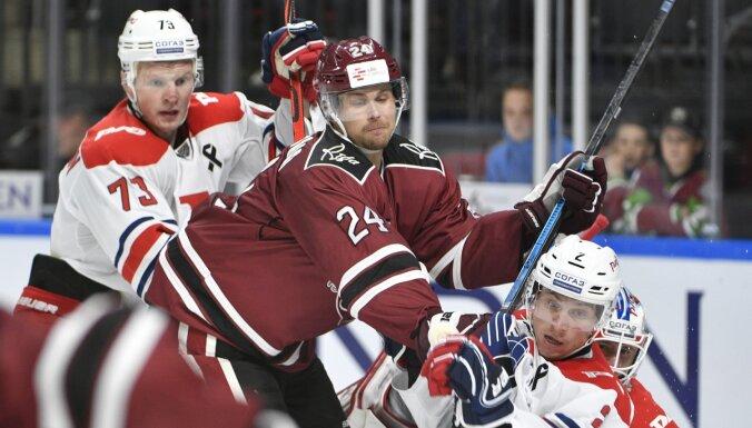 Rīgas 'Dinamo' atbrīvojas arī no Ulstrēma