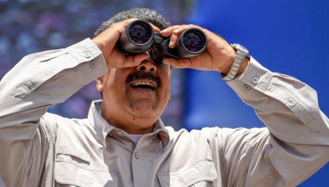 Власти Венесуэлы запретили лидеру оппозиции Гуайдо покидать страну
