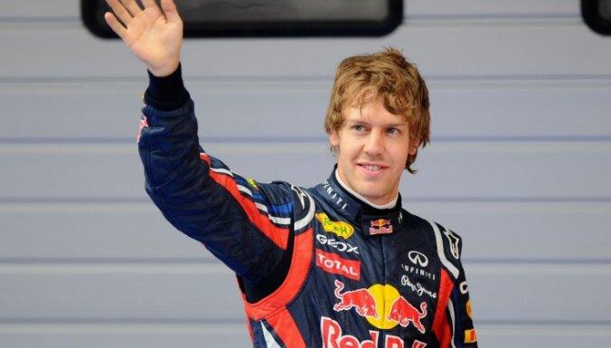 Феттель выиграл квалификацию к Гран-при Канады